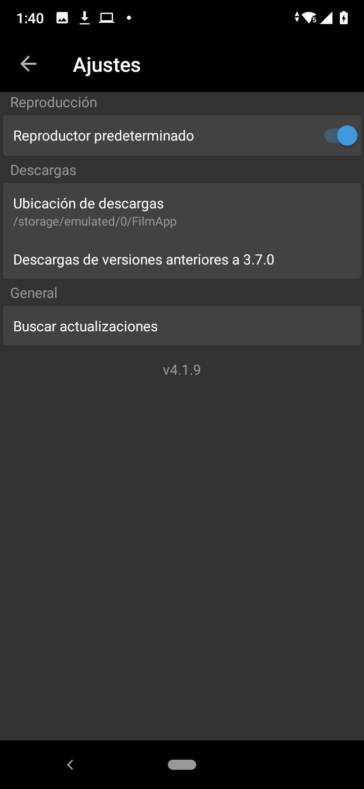 Film APK Android