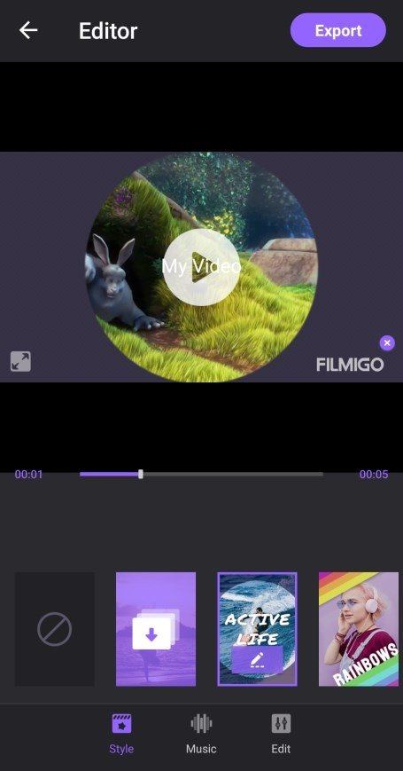 Filmigo Video Maker 5 0 1 Download For Android Apk Free