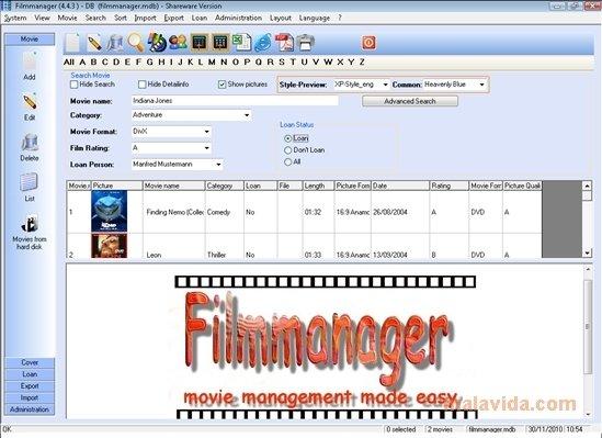 Filmmanager image 6