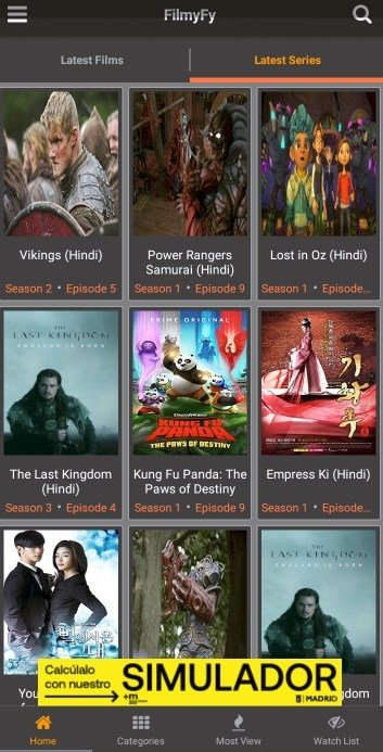 FilmyFy 0 9 9 - Download for Android APK Free