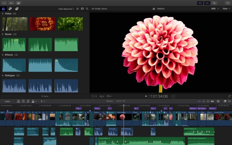 Final Cut Pro X 10 4 6 - Download for Mac Free