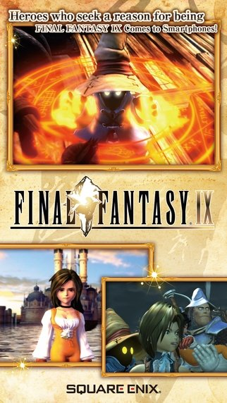 Final Fantasy Ix 1 3 5 Download Für Iphone Kostenlos
