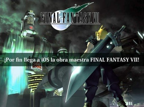 Final Fantasy VII iPhone image 5