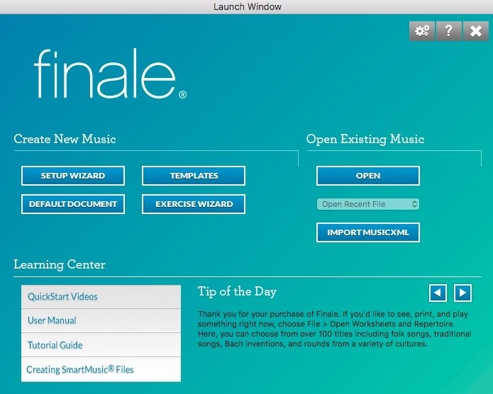 Finale 26 0 1 - Download for Mac Free