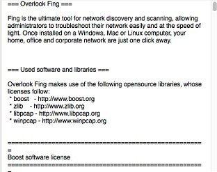 Fing Mac image 2