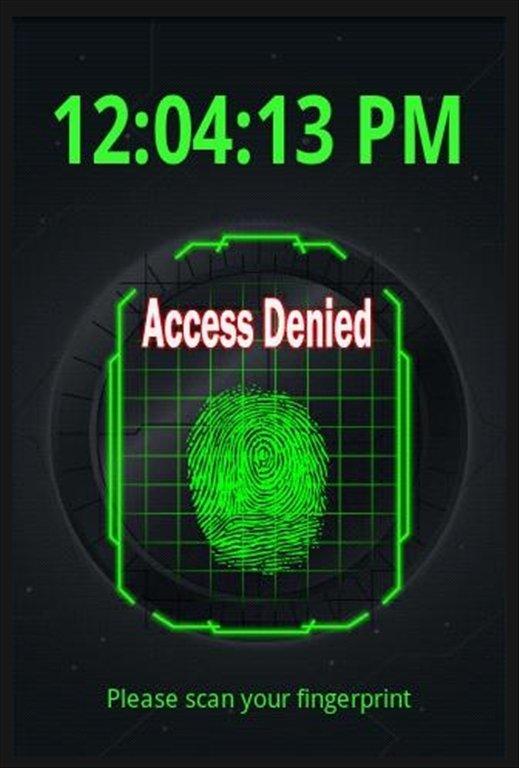 Fingerprint Scanner Android image 4