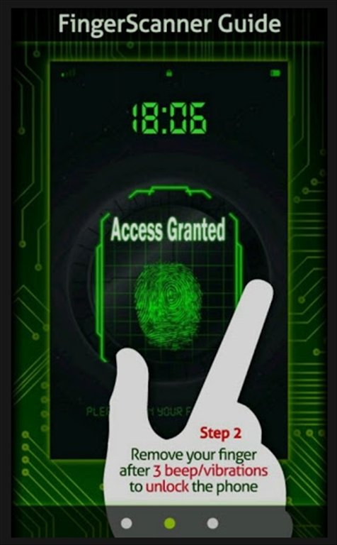 Fingerprint Scanner 3 0 - Download for Android APK Free