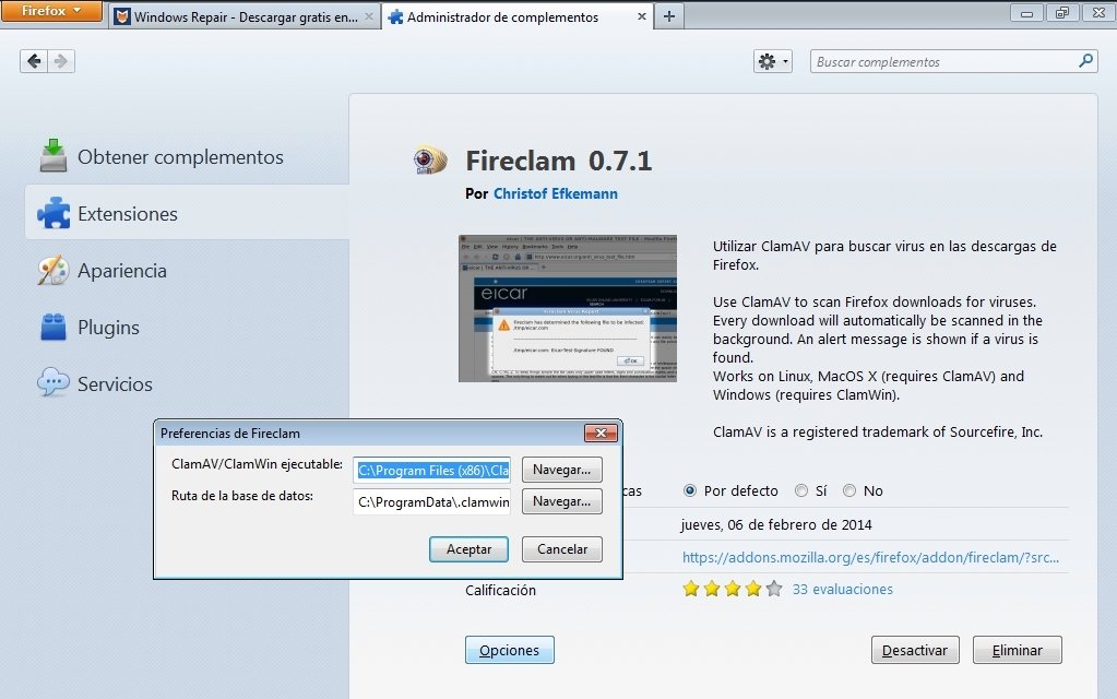 Fireclam image 4