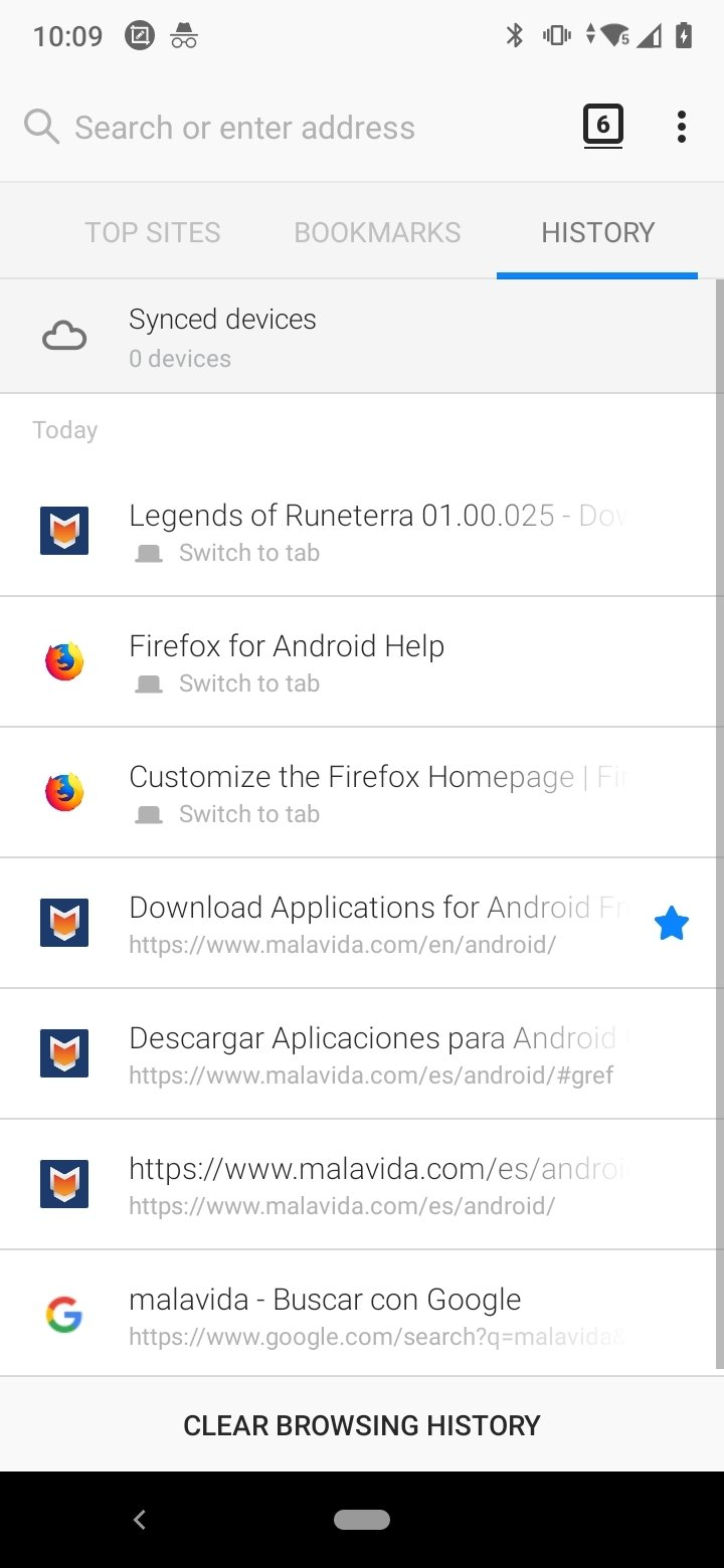 Firefox 68 0 2 - Download for Android APK Free