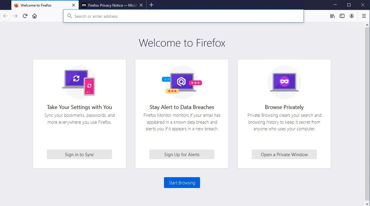 Firefox 69 0 - Download for PC Free