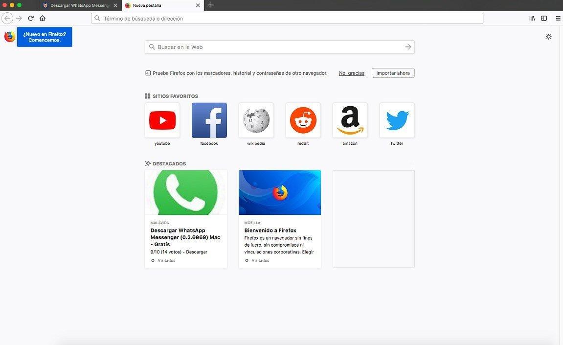 telecharger firefox gratuit sur mac
