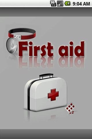 First Aid Android image 2