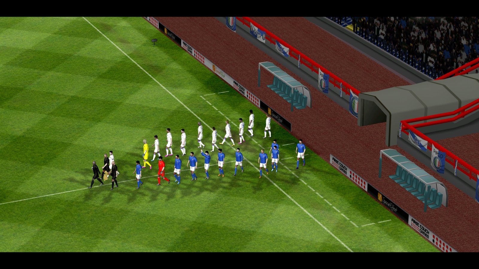 First Touch Soccer 2015 2 09 - Download for Android APK Free