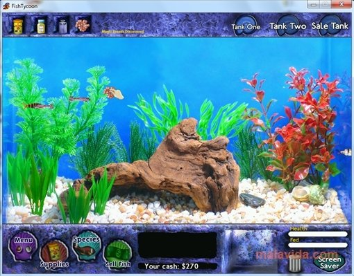 acquario fish tycoon