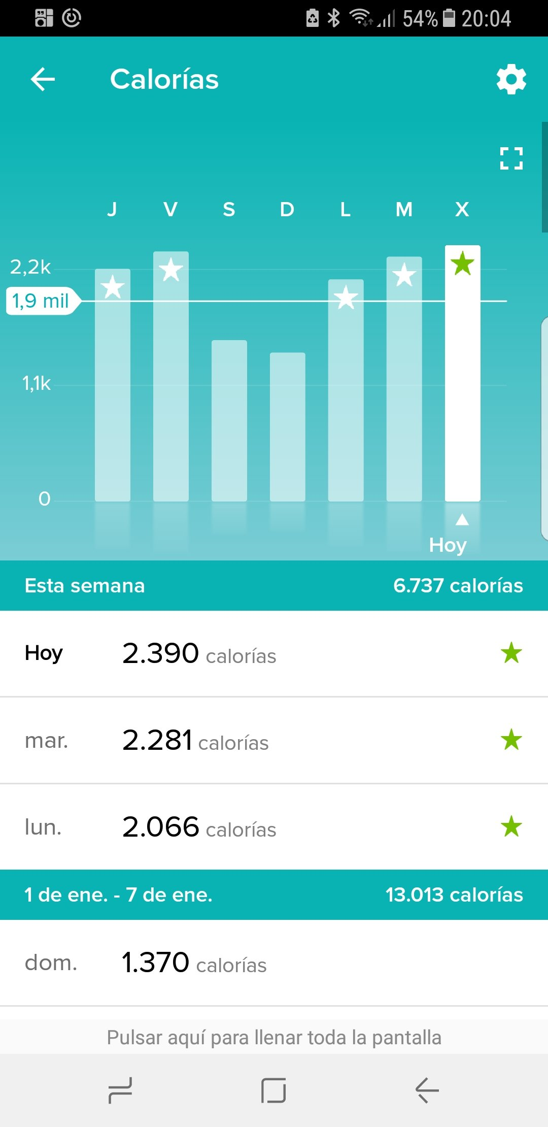 Fitbit Android image 8