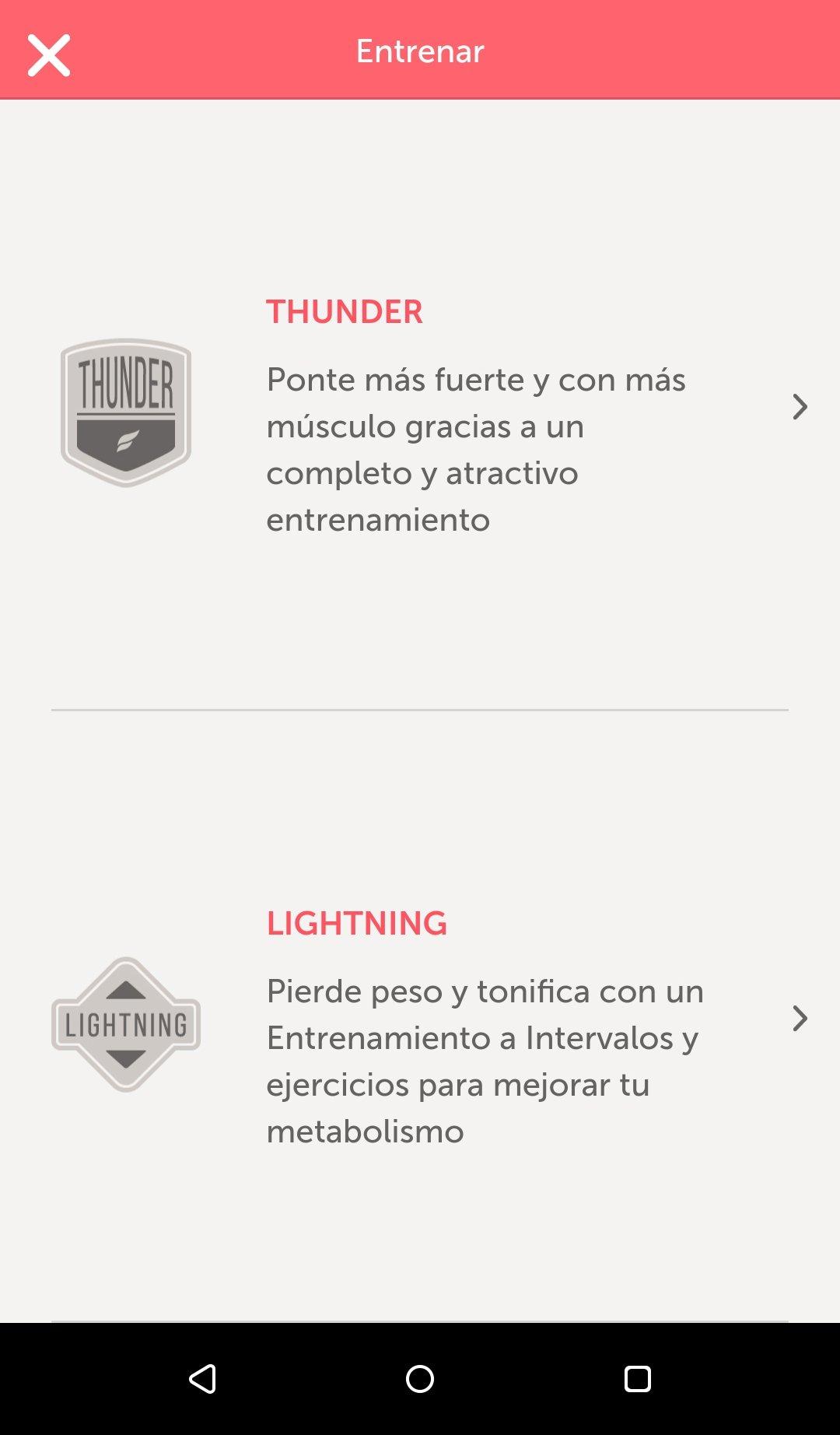 FitStadium - Coach personnel Android image 8