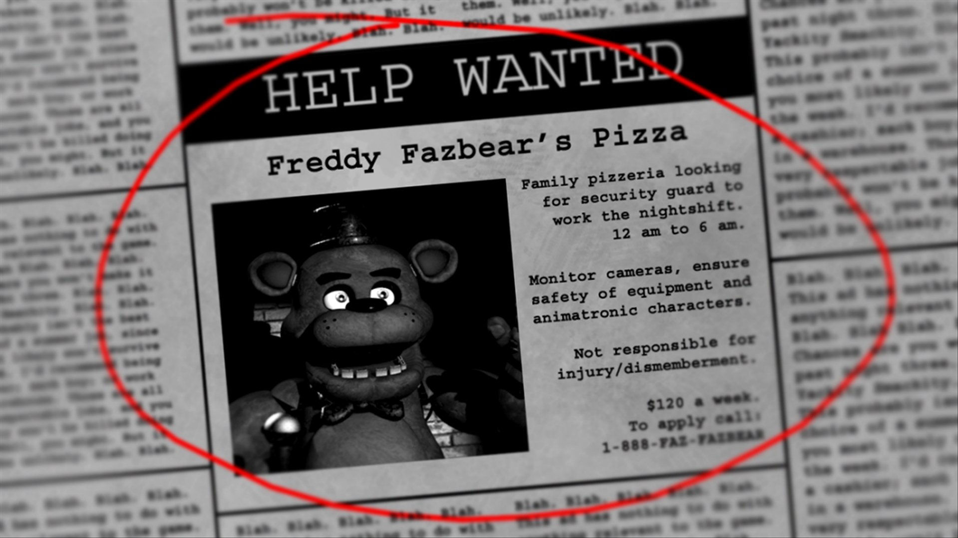 Five Nights At Freddy S Download For Pc Free
