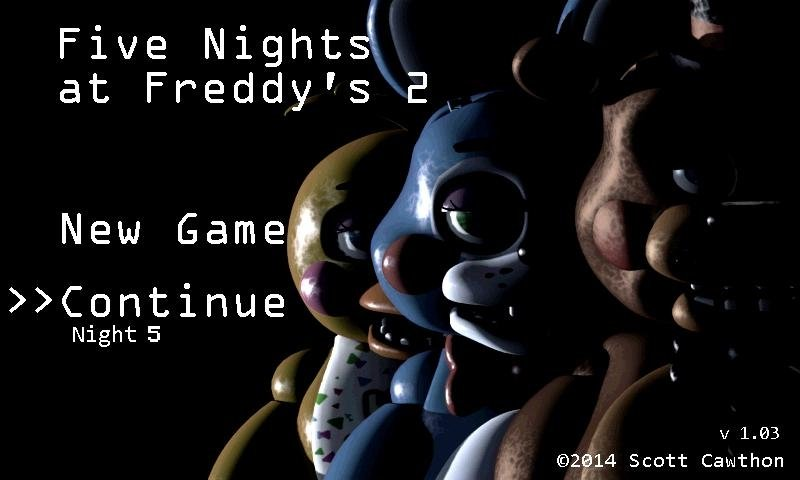 Five Nights at Freddy's 2 Android image 6
