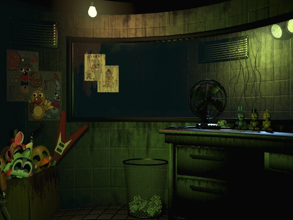 Five Nights at Freddy's 3 - Download for PC Free