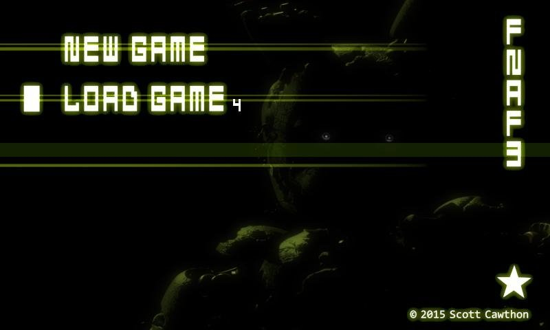 Five Nights at Freddy's 3 1.07 - Download for Android APK Free
