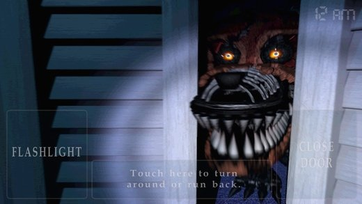 Five Nights at Freddy's 4 iPhone image 5