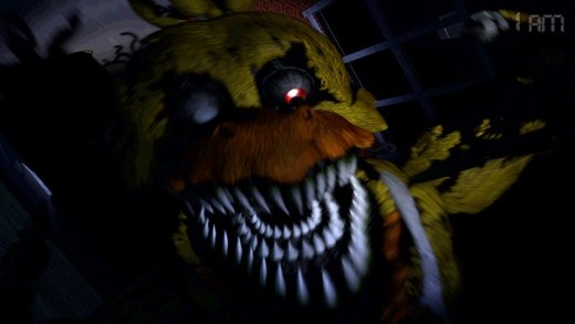 Five Nights at Freddy's 4 - Download for iPhone Free