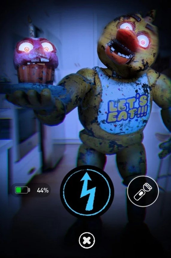 Five Nights at Freddy's AR: Special Delivery Android