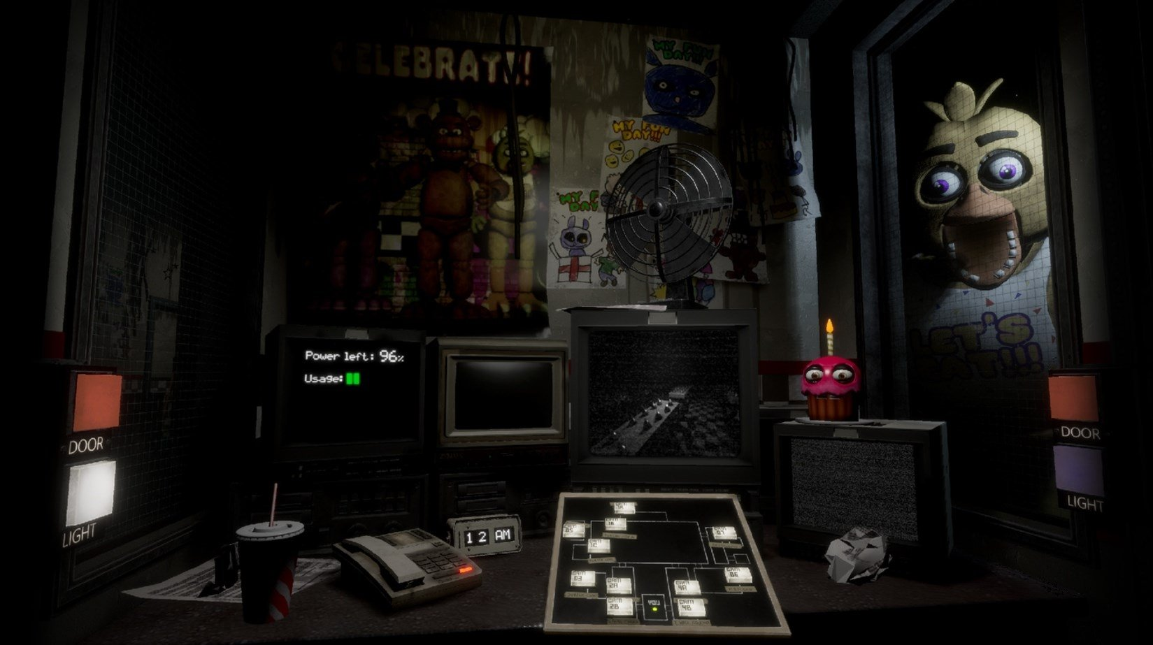 Five Nights at Freddy's VR: Help Wanted - Download for PC Free