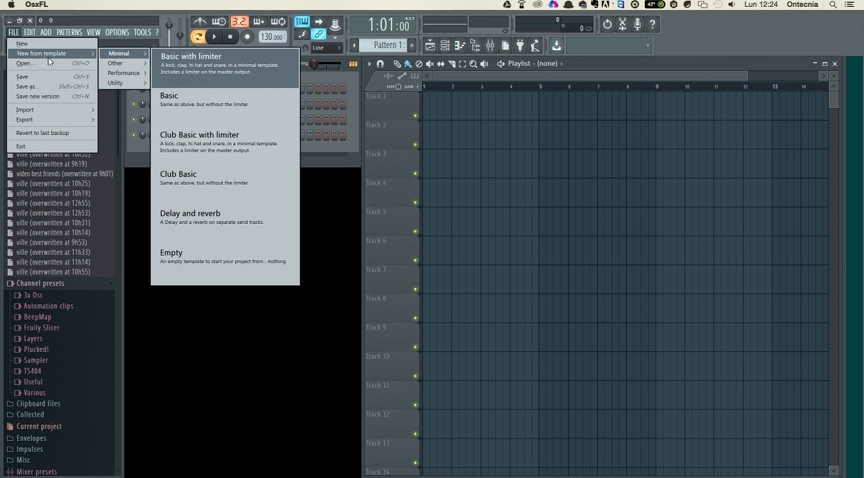 image line fl (fruity loops) studio 8
