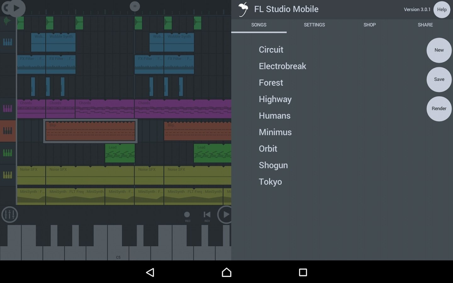 audio evolution mobile studio pro apk full cracked