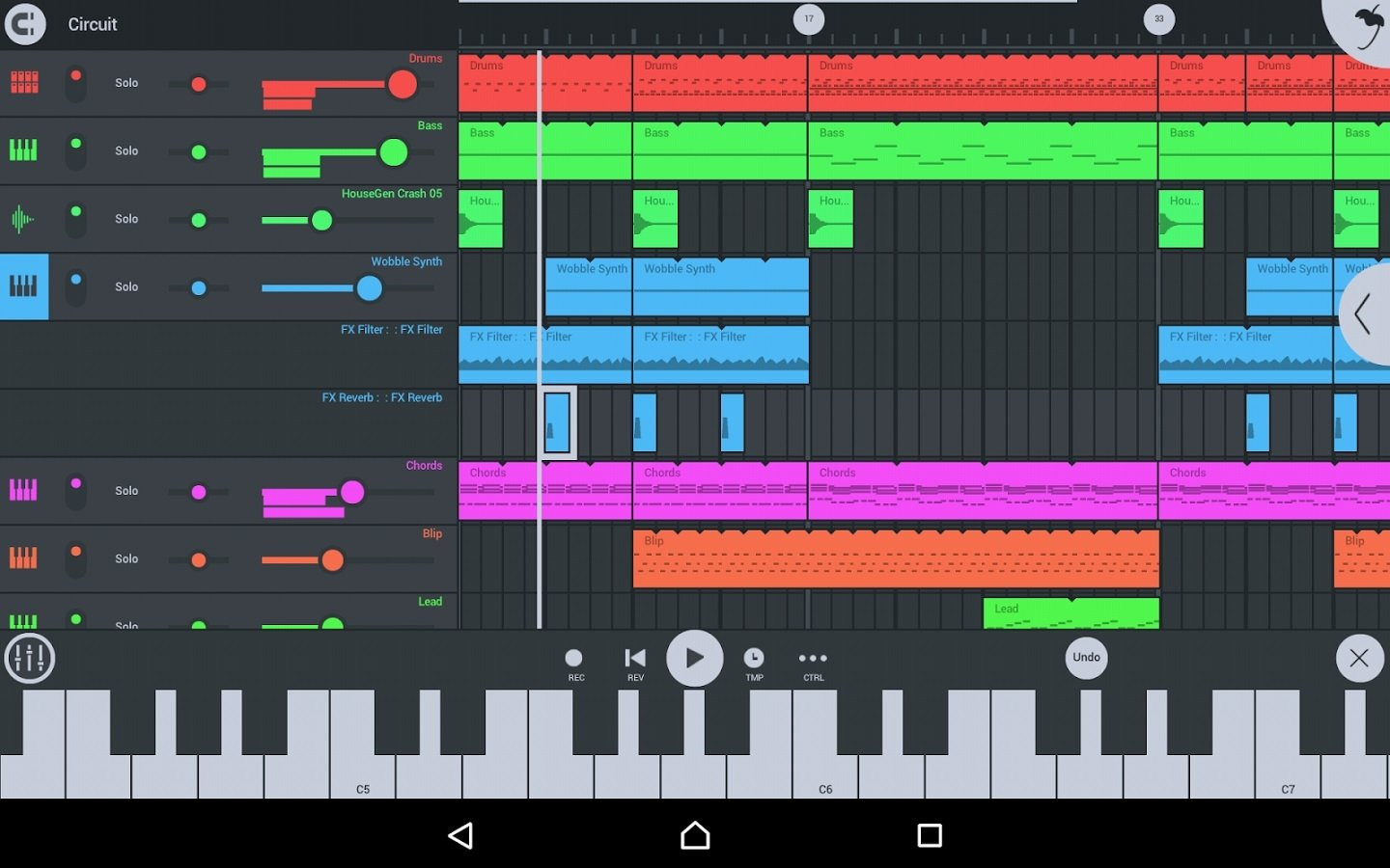 Descargar FL Studio Mobile 3.1.89 Android - Gratis