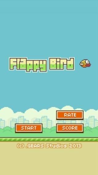Flappy Bird iPhone image 3
