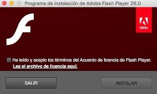 Adobe Flash Player Mac image 6