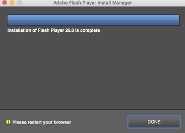 adobe flash player est obsolète gratuit