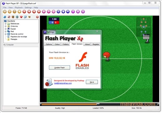 download flash player free for xp
