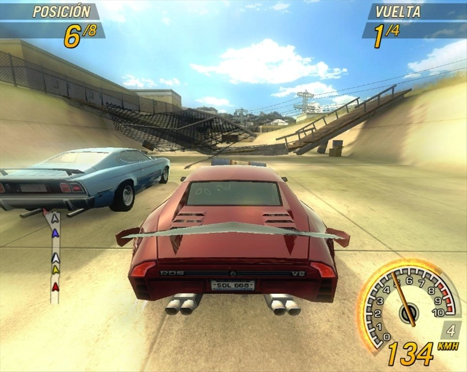 FlatOut 2 - Download for PC Free