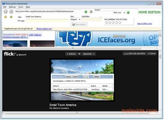 Flickr Downloader 1 0 0 662 - Download for PC Free