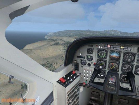 flight simulator x free