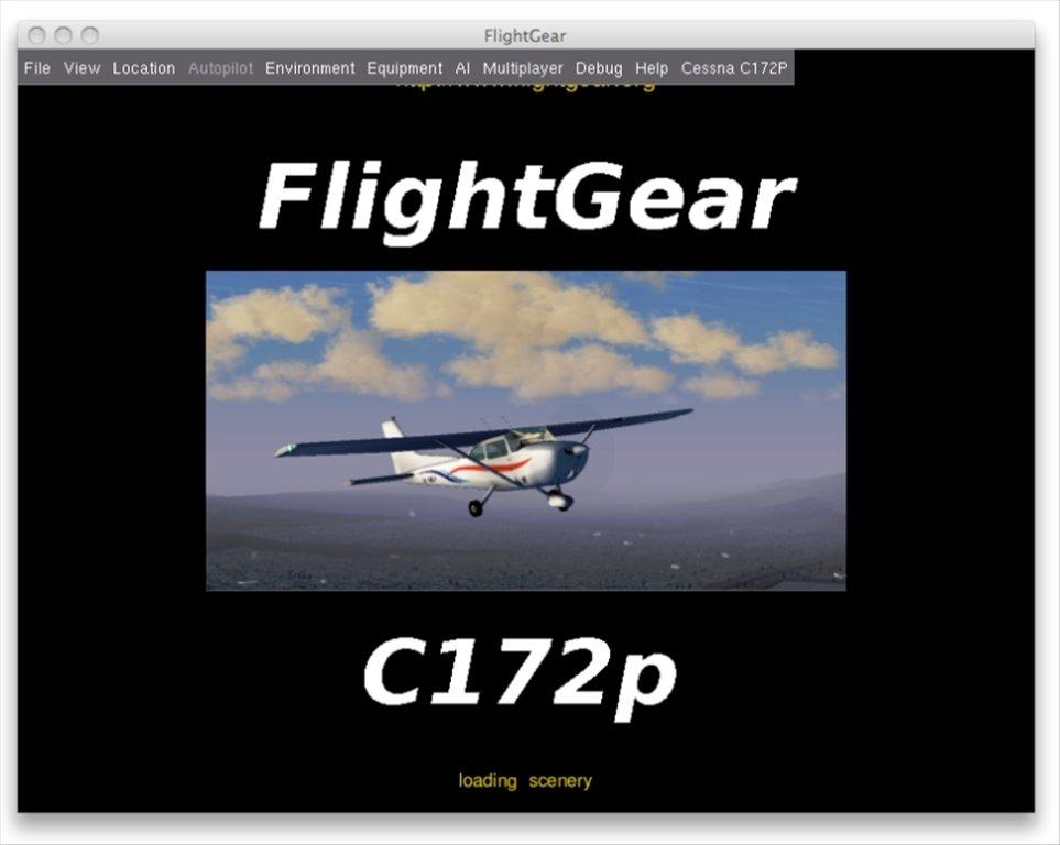 FlightGear Mac image 4