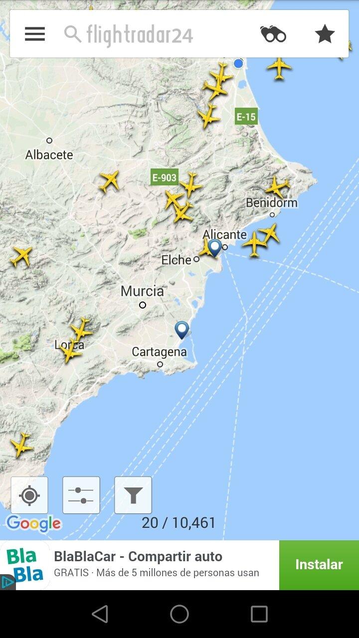 Flightradar24 Free Android image 8