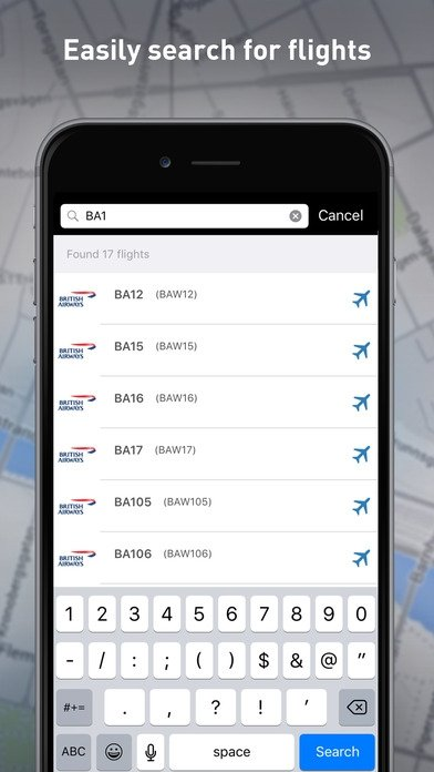 Flightradar24 Free - Download for iPhone Free