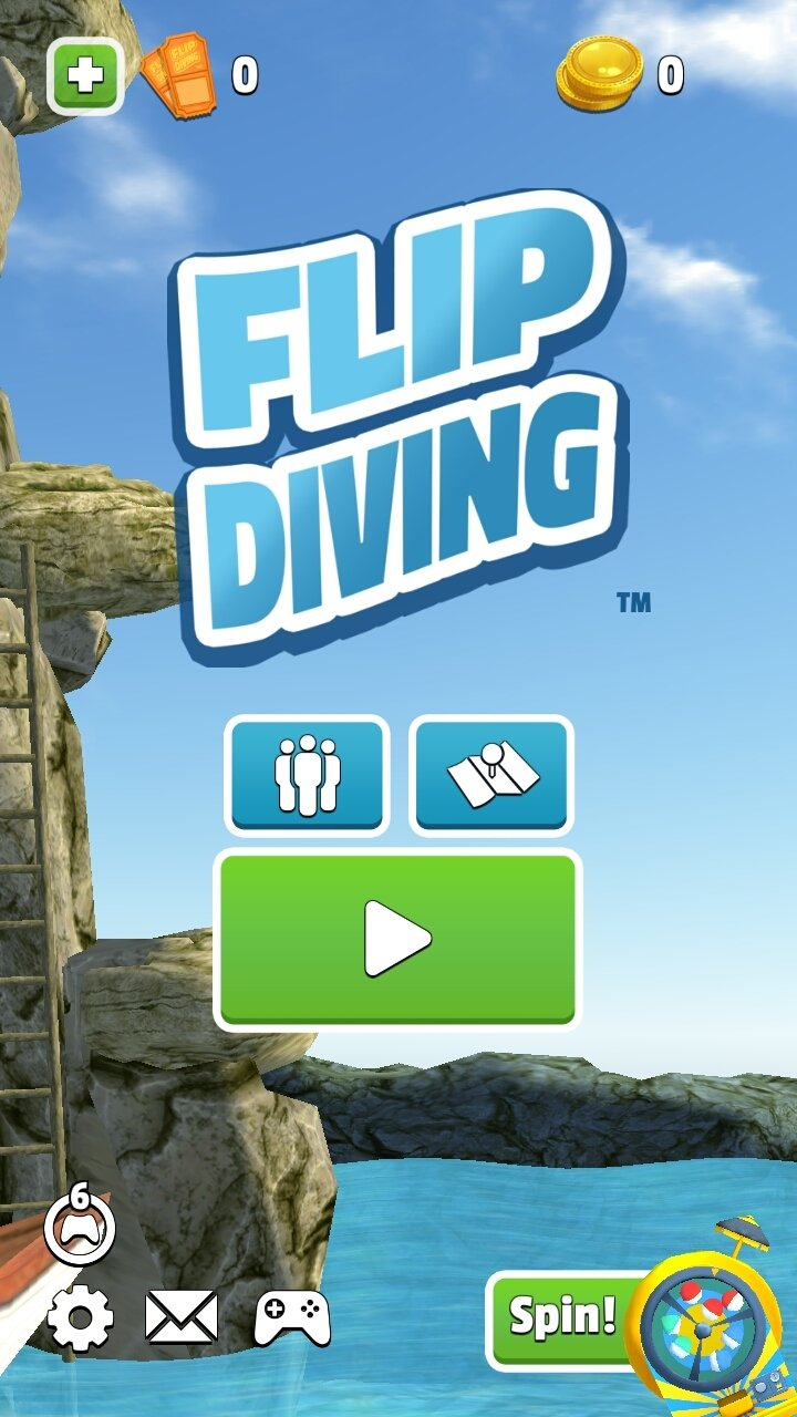 Flip Diving Android image 8