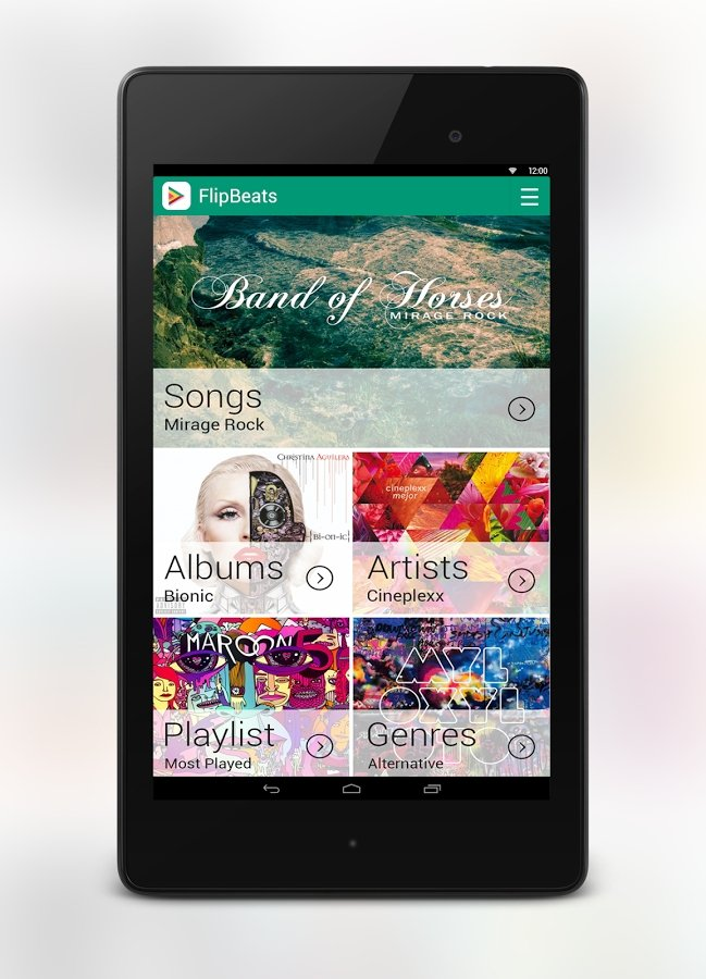 FlipBeats Android image 7