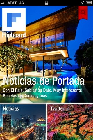 Flipboard iPhone image 5