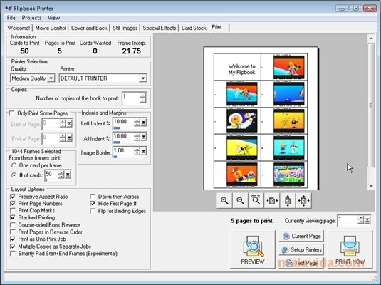 Flipbook Printer image 6