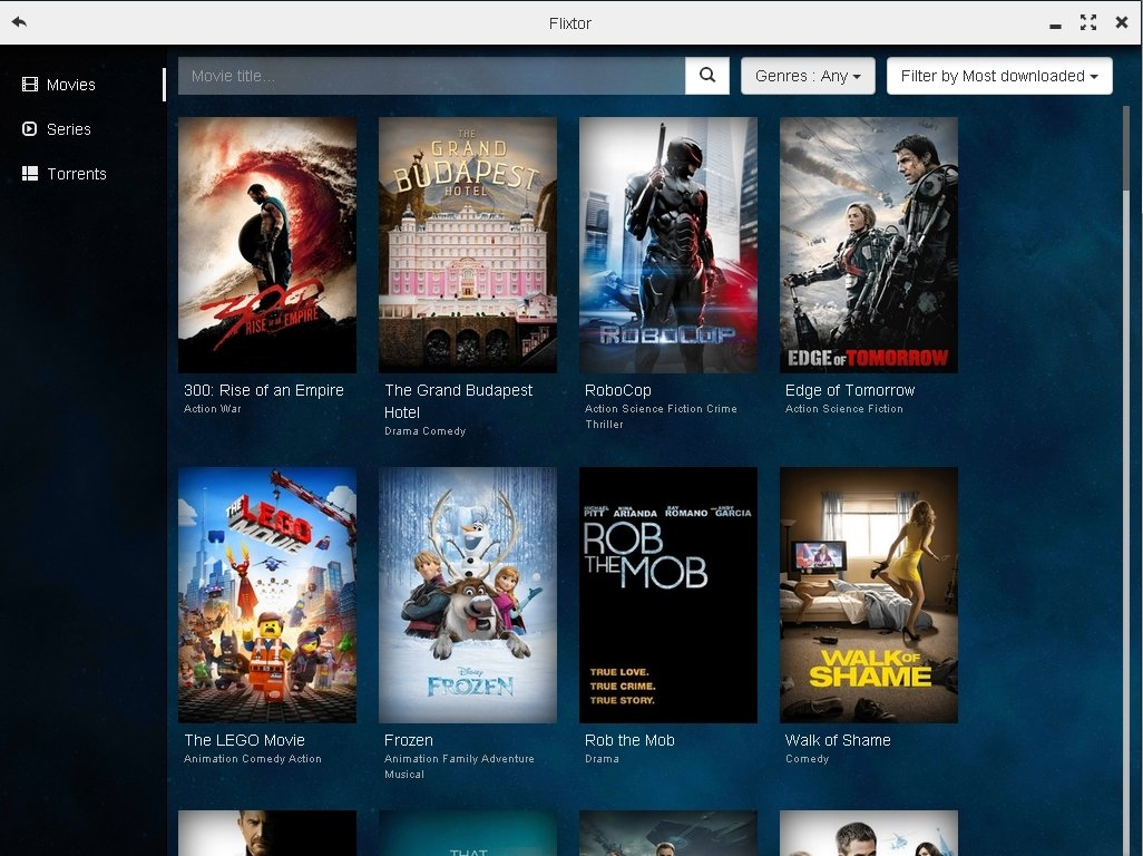 Movie Downloader - Free download and software reviews