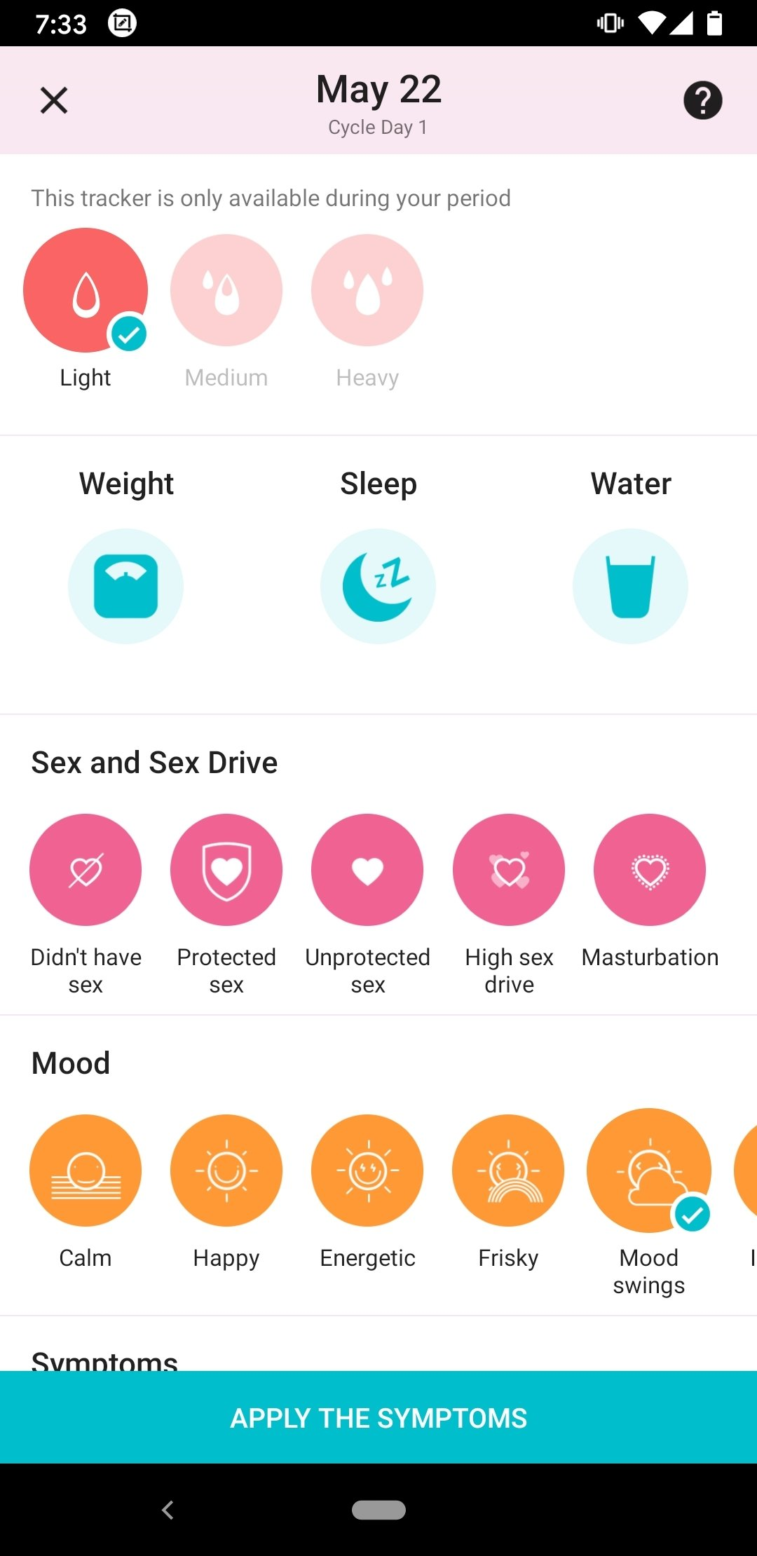 Flo Period Ovulation Tracker 450 Download For Android Apk Free