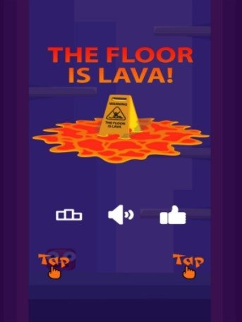 The Floor is Lava iPhone image 4