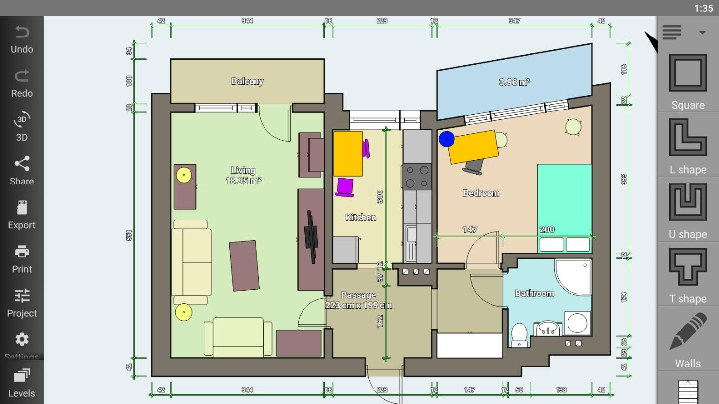 Floor Plan Creator 3 4 5 Download For Android Apk Free