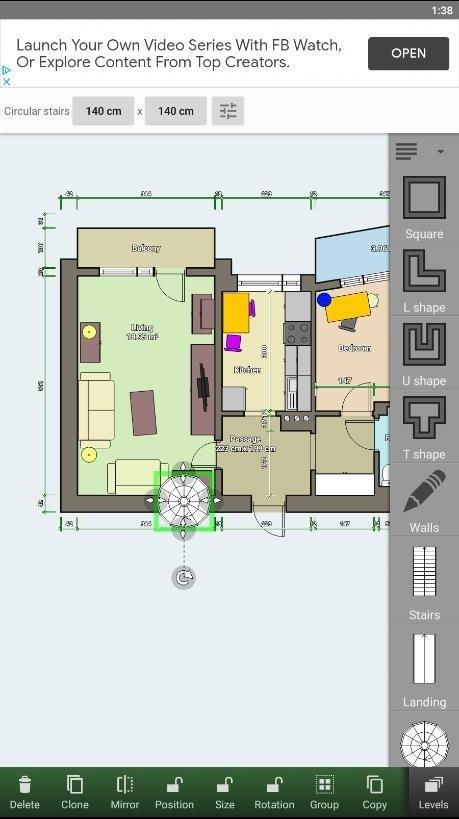 Floor Plan Creator 3 5 Download Für Android Apk Kostenlos